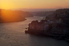 Porto, Rio Douro, Good night....