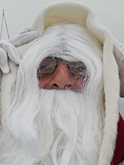 J'ai trouvé  le Père Noel,