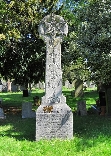 charlton cemetery, london