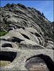 Granite. Torre de Valdemanco, Sierra de La Cabrera