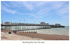 Worthing Pier from the west - 16 5 2019