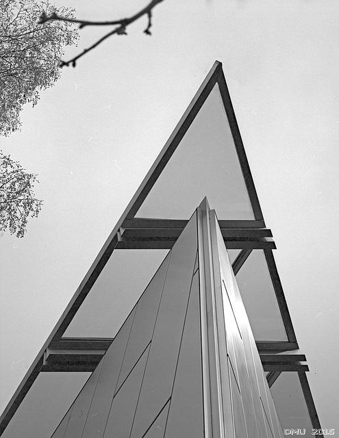 Gedenkstätte Bergen-Belsen, Haus der Stille