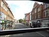 bussing along Park End Street