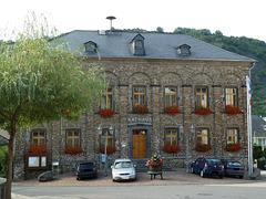 Das Rathaus von Dieblich