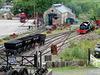 Beamish- Coal Mine Railway Yard