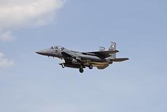 Republic of Singapore Air Force Boeing McDonnell Douglas F-15SG Strike Eagle 05-0029