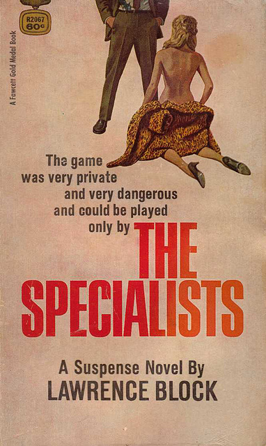 Lawrence Block - The Specialists