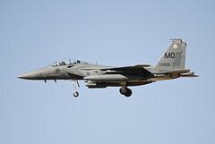 Republic of Singapore Air Force Boeing McDonnell Douglas F-15SG Strike Eagle 05-0025