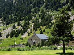 Ermita dedicat a Sant Gil
