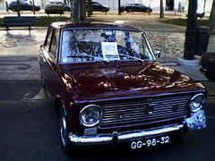 Fiat 124 (1973).