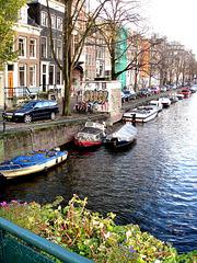 Canal and street legendary eyesight