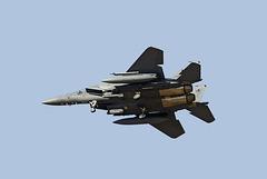 Republic of Singapore Air Force Boeing McDonnell Douglas F-15SG Strike Eagle 05-0003