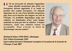 Reinhard Selten, FR