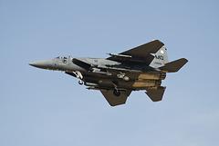 Republic of Singapore Air Force Boeing McDonnell Douglas F-15SG Strike Eagle 05-0012