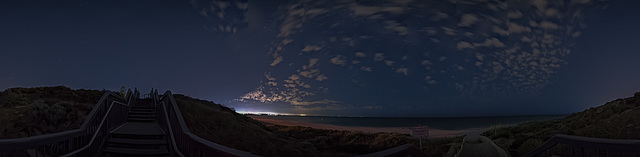 2am Mindarie beach