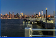 My home town WEEHAWKEN
