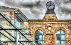 Brewery Clock