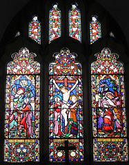 East Window, Gressingham Church, Lancashire