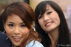 Girls of Hong Kong