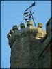 Abbotsbury church weathervane