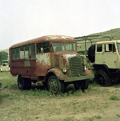 Some sort of Combat Short Bus
