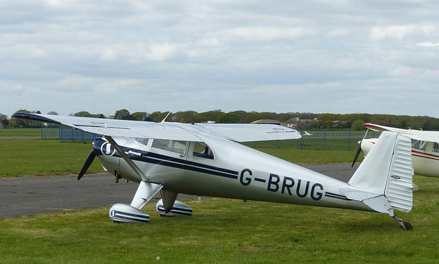G-BRUG at Solent Airport (4) - 15 April 2017