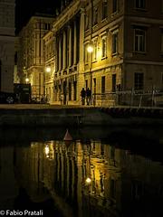 Canal Grande di Trieste, prime impressioni