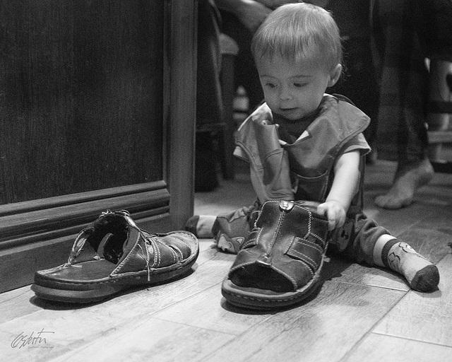 Petit pied deviendra grand