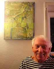 Albert 88. Geburtstag