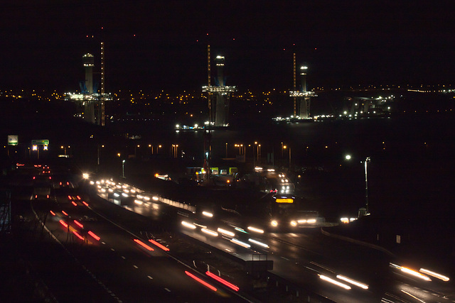 A90 and Queensferry Crossing