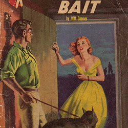Will Daemer - Murder Bait (Australian edition)