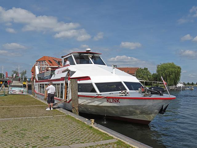 Motorschiff Klink