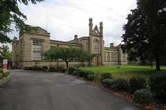 boys grammar school, wakefield