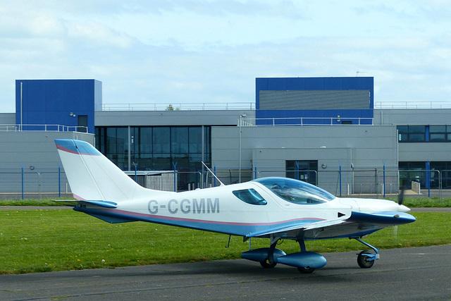 G-CGMM at Solent Airport - 15 April 2017