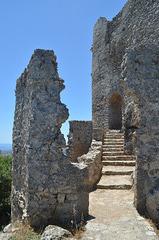 Rhodes, Entrance to the Asklipeiou Castle