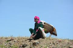Ethiopian Christian Woman