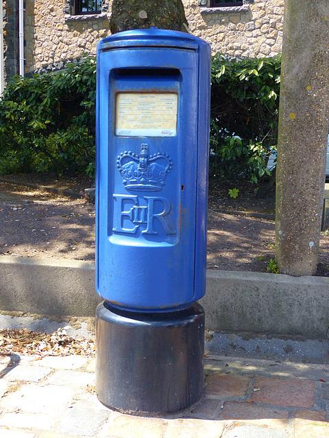 Guernsey Post Box - 30 May 2015