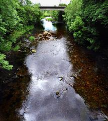Pendle Water, Lancashire.