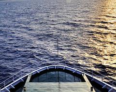 Ancona-Split on the Ferry