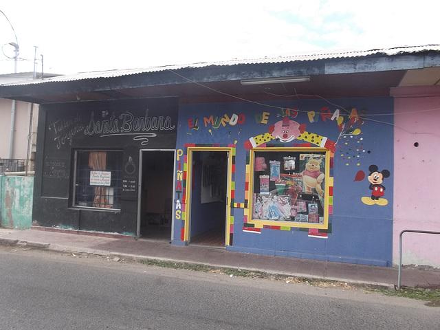 Mickey Mouse au Panama