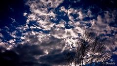 ** Un ciel dramatique **