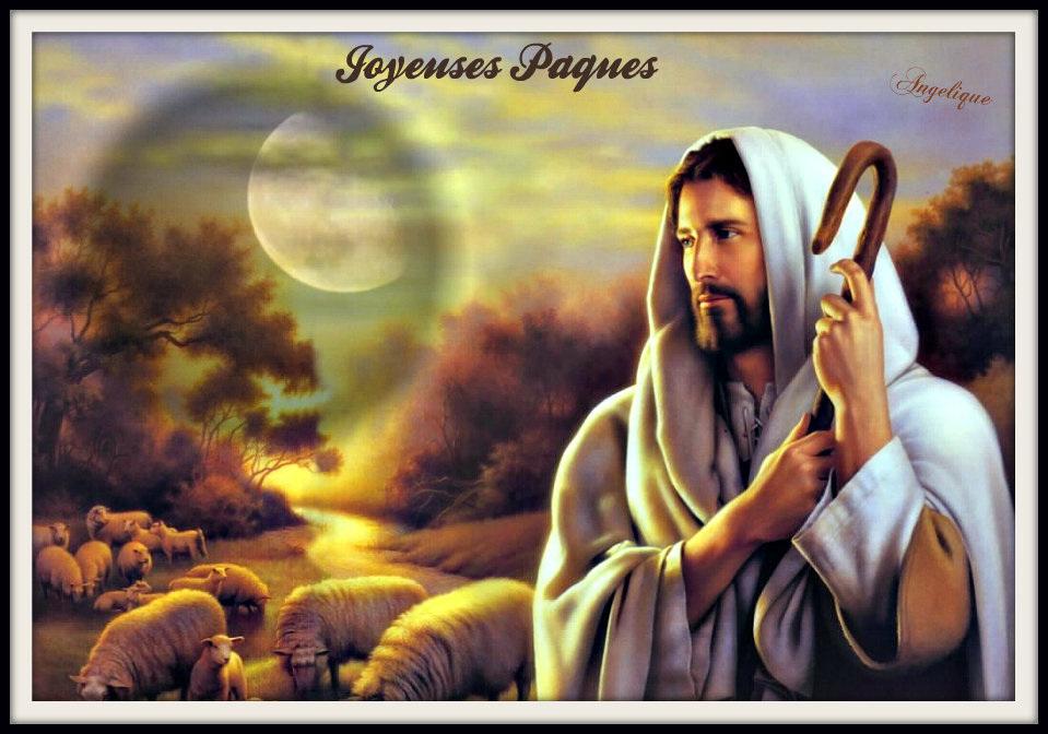 Bon WE de  Pâques A Vous !