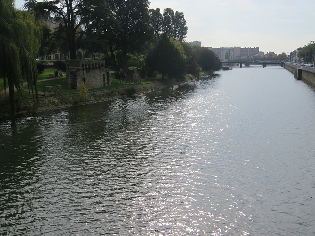 La Sarthe.