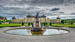 Drottningholms slott, Sweden
