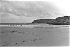Caswell Bay, Gower.