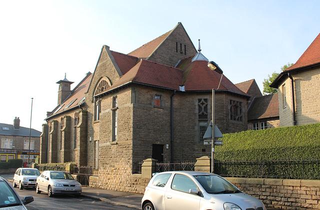 Former St Luke's Wesleyan Chapel, Northfield Road, Sheffield