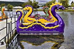 Jasper Paddle Boats – Eldridge Park, Elmira, New York