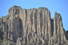 La Paz, The Rocks in the Valley of Spirits (Valle de las Animas)