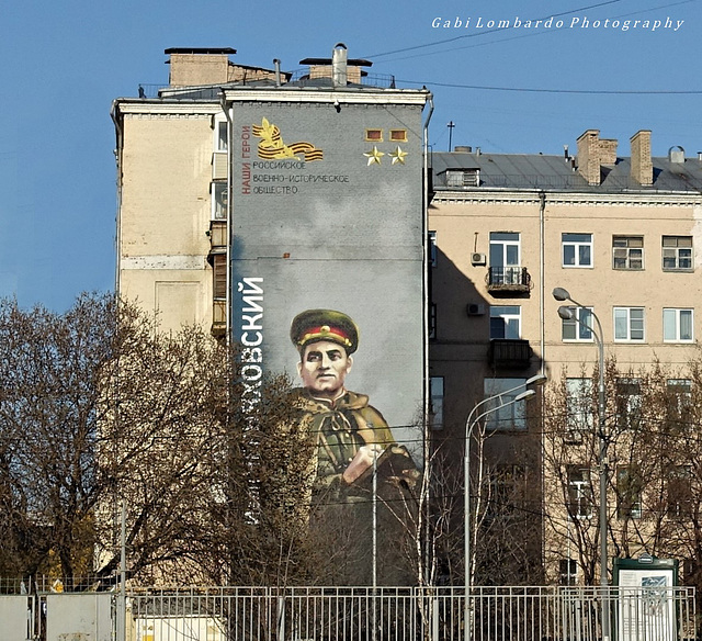 HFF and a great WE!! (Moskow)