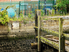 Old - industrial - tidal - grotty